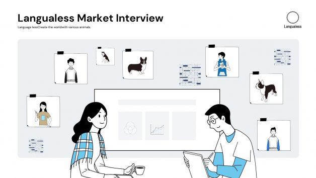 ラングレス、アカデミア・法人向けにペット市場のインタビュー調査支援サービスを開始